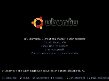 ubuntu mid boot