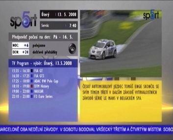 Sport 5 videotext malý
