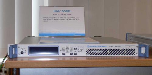 Budič TV vysílání DVB-T/DVB-T2/DVB-H