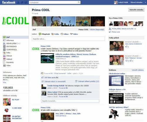 Prima Cool - Facebook