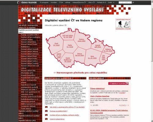 Digiweb - ČT
