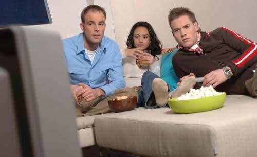 Sledování televize