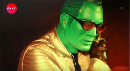 Dance TV screenshot - říjen 2010