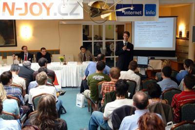 Video Forum 2007 - David Antos