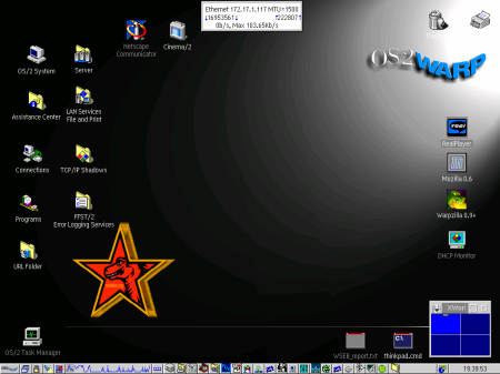 OS/2 desktop 2