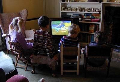 Děti a televize