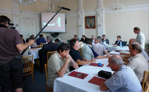 Domažlice ČT seminář 23.8.2007