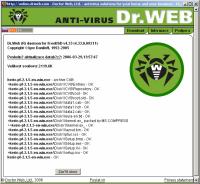 DrWeb antivirus