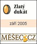 Zlatý dukát - září 2005