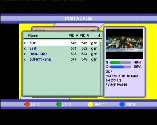 Illusion M3 Combo DVB-T