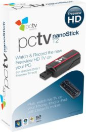 PCTV nanoStick T2 krabice