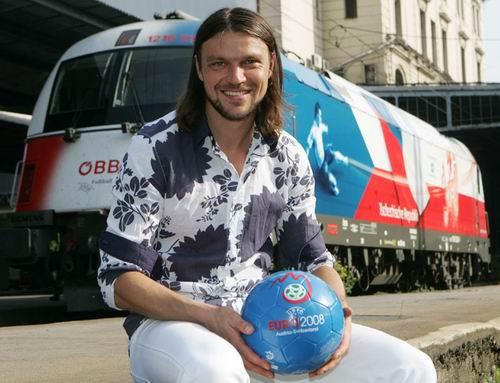 Euro 2008 Ujfaluši lokomotiva