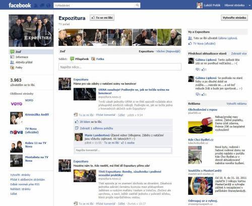 Expozitura - Facebook - Nova