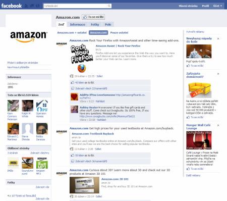 facebook amazn