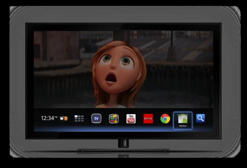 Google TV - verze 2.0