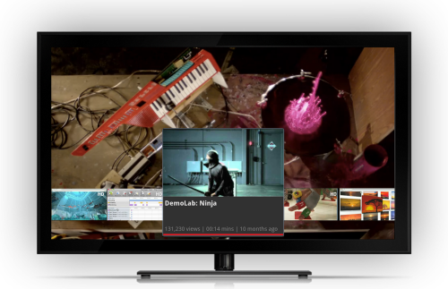 Google TV - YouTube