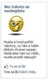 Formát reklamy na Facebooku