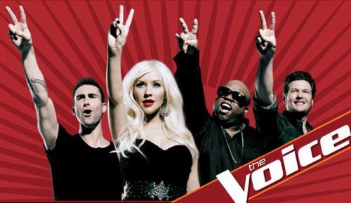The Voice - pěvecká soutěž