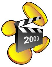 Logo soutěže Fin. reklama 2003