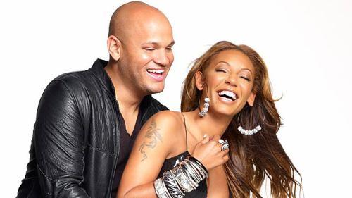 Mel B a její manžel - Fiver