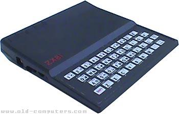 Počítač ZX81