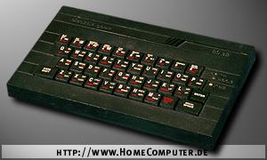 Počítač Didaktik Gama v černém provedení