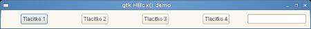 gtk Hbox false