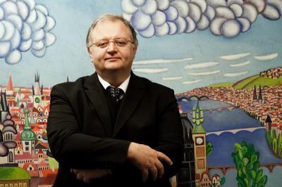 Pavel Hanuš portrét