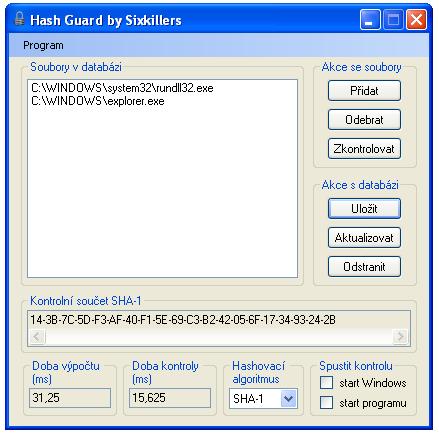 Hash Guard