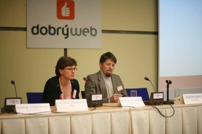 Kateřina Hrubešová a Martin Schreier