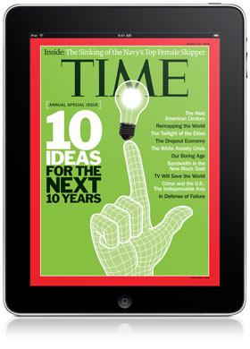 iPad pro Time