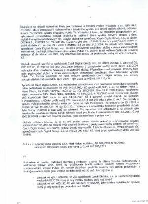 Insolvenční návrh Totalpress 31.3.2011 - 2