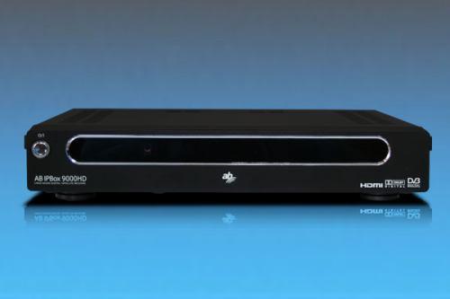 AB IPbox 9000 HD predni