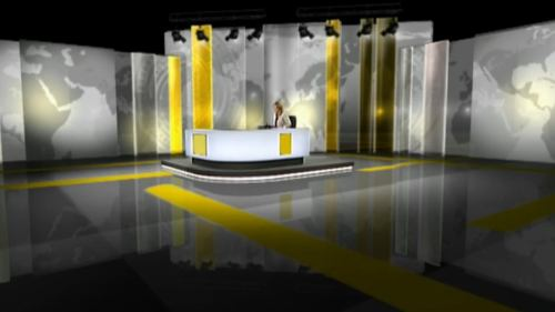 ITV 1 studio screenshot