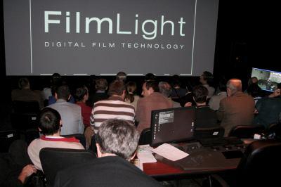 CineGRID @ glif demo