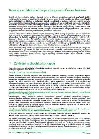 Projekt na GŘ ČT 2011 - Roman Bradáč