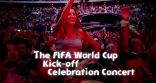 FIFA World Cup 2010 concert