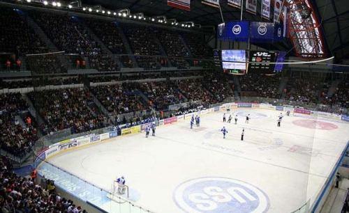 MS v hokeji 2011 - Steel Arena Košice