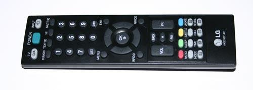 LG Flatron M228WD - dálkový ovladač