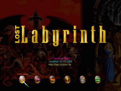LostLabyrinth 1