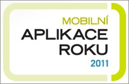 logo Mobilní aplikace roku 2011