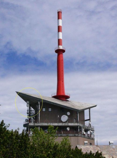 Vysílač Lysá hora
