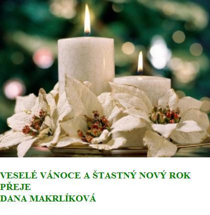 Makrlíková - PF 2010