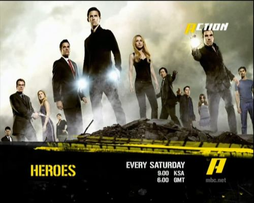 MBC Action - Heroes