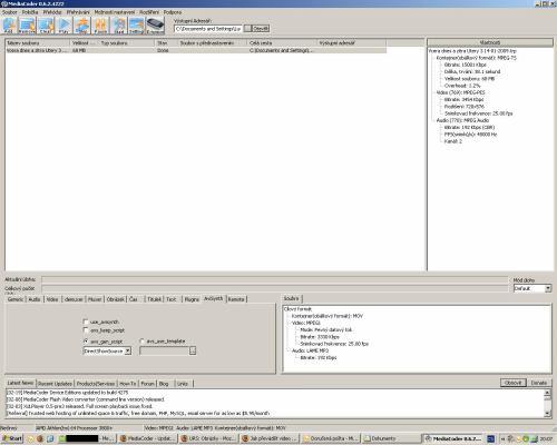 Mediacoder - software