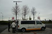 ČRa - měřící vůz 200