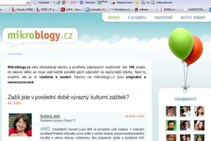 mikroblog