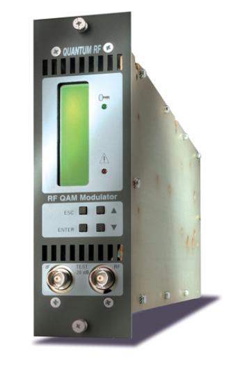 DVB-C modulátor