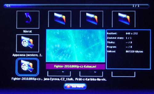 Changhong EF24F898S multimédia