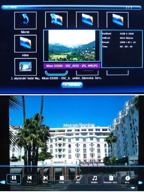 Changhong EF32F868S multimedia